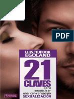 21 Claves Para Sexualizar Una Conversacion - Luis Tejedor (Egoh)