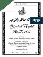 Risalah 'Aqaid At-Tawhid (Melayu)