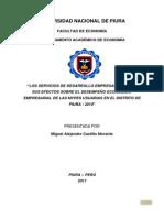 Castillo Morante Rev Job