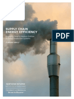 EDF Supply Chain Energy Efficiency Report