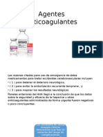 Agentes anticoagulantes
