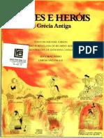 Deuses Heroicos Grecia Antiga Parte1