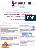 Event Flyer as at 21 August