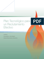 Plan Tecnologico Reclutamiento Efectivo
