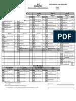 Pensum Estudios Administracion de Empresas Corregido 07-08-2013