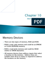 UPT - Lecture 9 - Intel Memory Interface