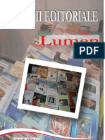 Catalog Colectia de Stiinte Politice Editura Lumen 2001 2010