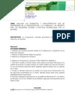 Énfasis en La Elaboración y Desarrollo de Los Planes de Cobranza. SEMANA-3