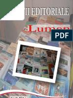 Catalog Colectia Marketing Si Economie Editura Lumen 2010