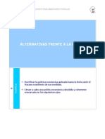 Propuestas PP Alternativas a La Crisis 03-2010