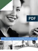 Workflow Contabilità Fornitori