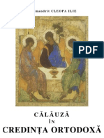 Calauza in Credinta Ortodoxa