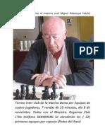 Homenaje a Jose Ridameya