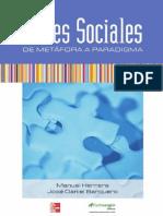 Redes Sociales de MetáFora a Paradigma