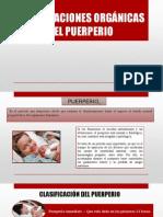 Valoracion Del Puerperio