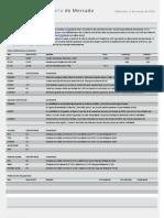 Informe Diario de Mercado de Saxo Bank del 3 de marzo de 2010