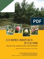 Livro Frutais Caducifolios Na Colombia