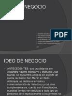 Idea de Negocio (2)