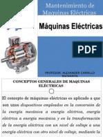 Concepto de Maquinas Electricas