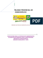 Municipalidad Provincial De