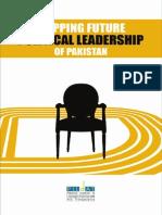 MappingFuturePoliticalLeadershipofPakistan_August2015