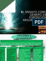 Edicion de Ensayo