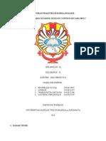 Laporan Praktikum Kimia Analisis Hplc