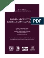 Grandes Sistemas Juridicos Contemporaneos Rene David
