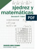 Ajedrez y La Ciencia de La Matematica1
