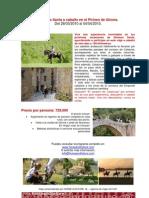 Semana Santa a caballo por Girona