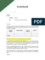 Demand Letter Template.doc