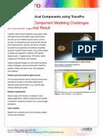 Lambda - Designing LED Optical Components Datasheet