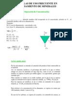 2 Formulas C G y M