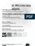 Microscopy With Light and Electrons