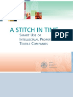 SMART USE OF INTELLECTUAL PROPERTY TEXTILE COMPANIES