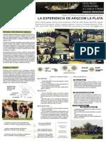 Poster Concurso Desbordes Urbanos 2015