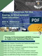 CEERE ENEE Courses Updated
