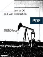API Intro to Oil and Gas Production (5th Ed.) 1996