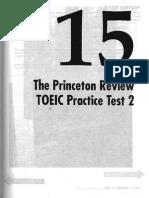 Toeic Test 2