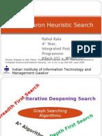 Multi Neuron Heuristic Search