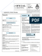Boletin Oficial 02-03-10 Primera Seccion
