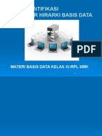Materi Basis Data Micro Teaching