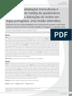 QUESTIONÁRIOS RELACIONADOS ÀS DISFUNÇÕES DO OMBRO EM LÍNGUA PORTUGUESA.pdf