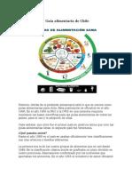 Guía Alimentaria de Chile