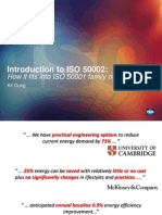 Introduccion a ISO 50002