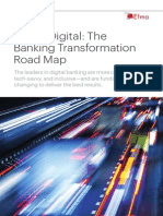 Going Digital - The Banking Transformation Road Map