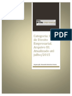 Dicas de Direito Empresarial Arq III