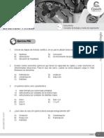 CB31-01 Conceptos de Biología y Niveles de Organización 2015