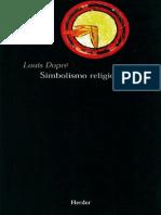 El Simbolísmo Religioso. Dupre