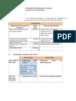 Proyecto de Crecimiento Distribuidora Carvajal